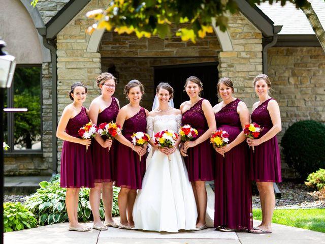 Michael and Kristen's Wedding in Middletown, Missouri 4