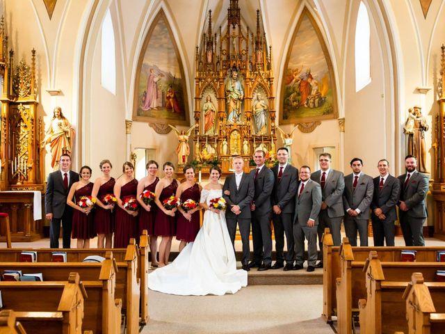 Michael and Kristen's Wedding in Middletown, Missouri 6