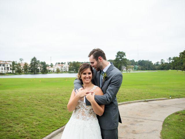 The wedding of Katherine and Austine