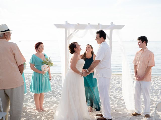 Luis and Tracy's Wedding in Ruskin, Florida 1