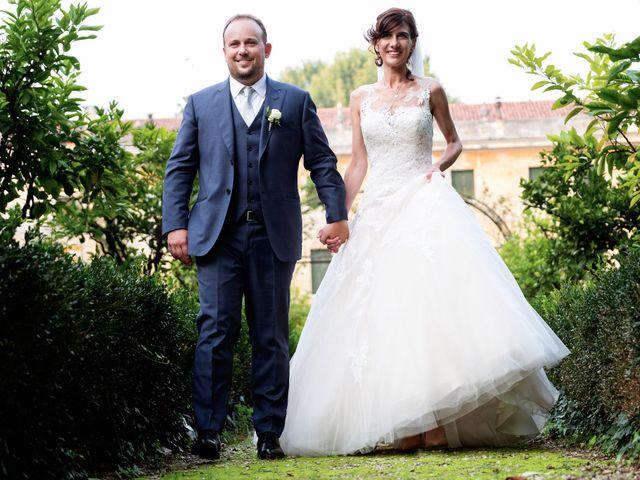 The wedding of Sara and Mattia
