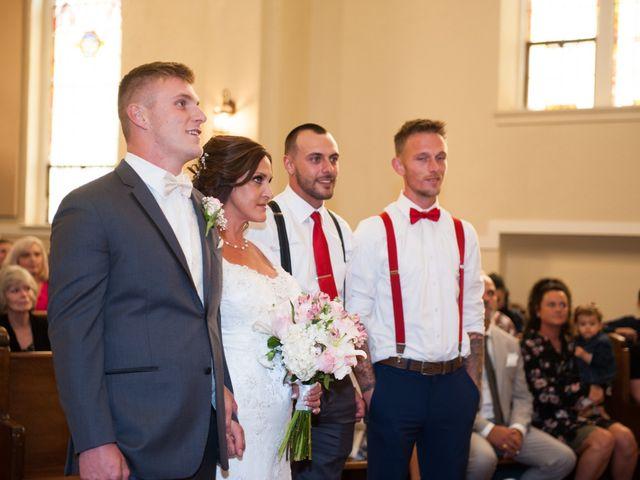 Mark and Debi's Wedding in Tacoma, Washington 22