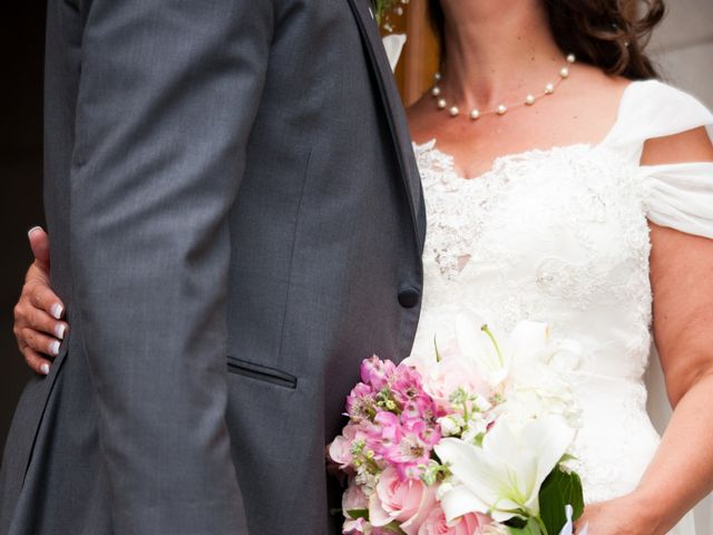 Mark and Debi's Wedding in Tacoma, Washington 28