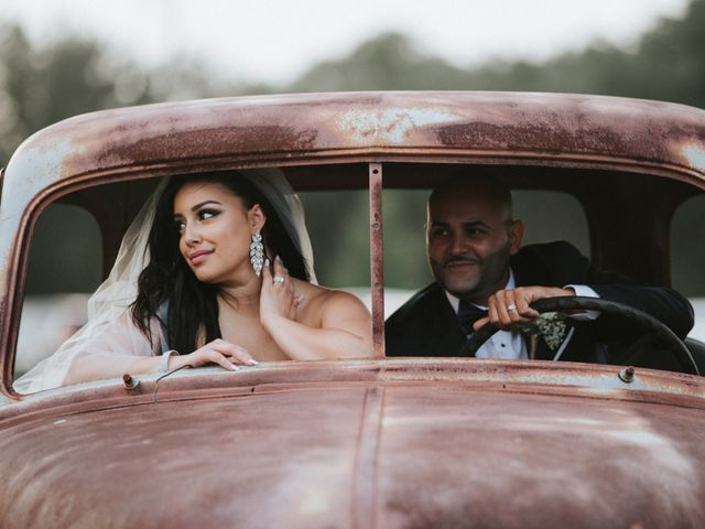 Krystle and Carlos's Wedding in Osteen, Florida 1