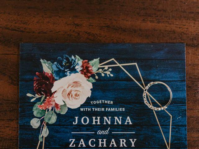 Zach and Johnna's Wedding in Tamworth, New Hampshire 13