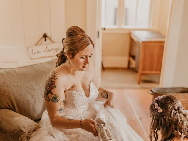 Zach and Johnna's Wedding in Tamworth, New Hampshire 24