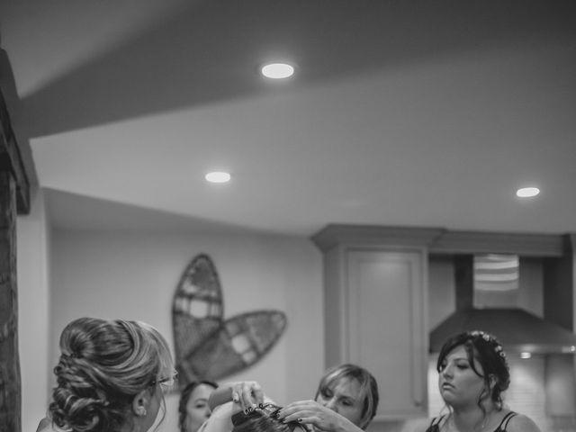 Zach and Johnna's Wedding in Tamworth, New Hampshire 25