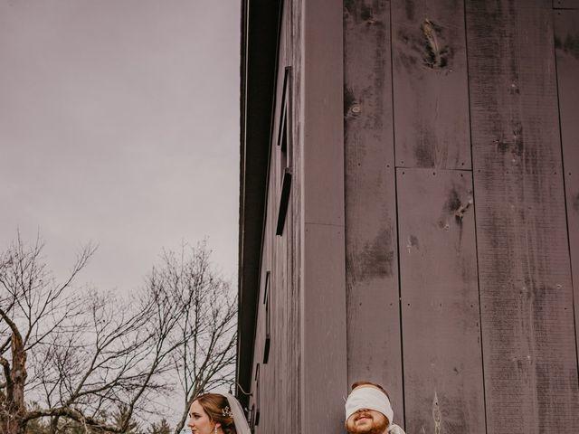 Zach and Johnna's Wedding in Tamworth, New Hampshire 33