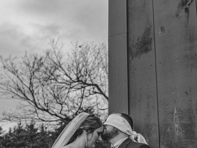 Zach and Johnna's Wedding in Tamworth, New Hampshire 34