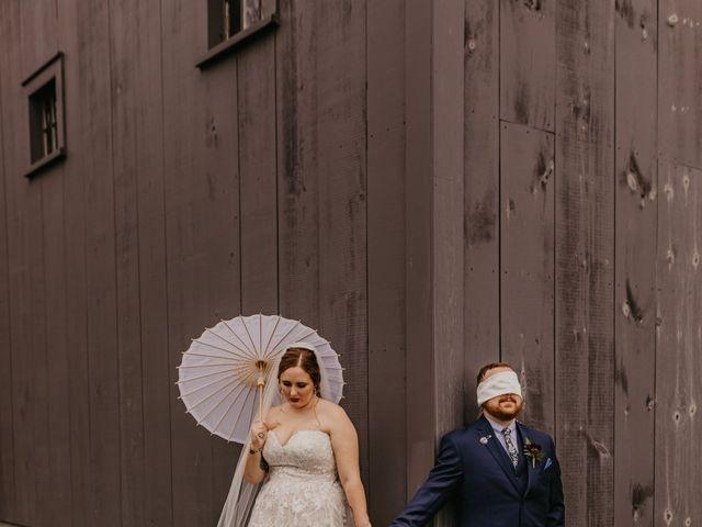 Zach and Johnna's Wedding in Tamworth, New Hampshire 35