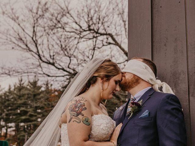 Zach and Johnna's Wedding in Tamworth, New Hampshire 36