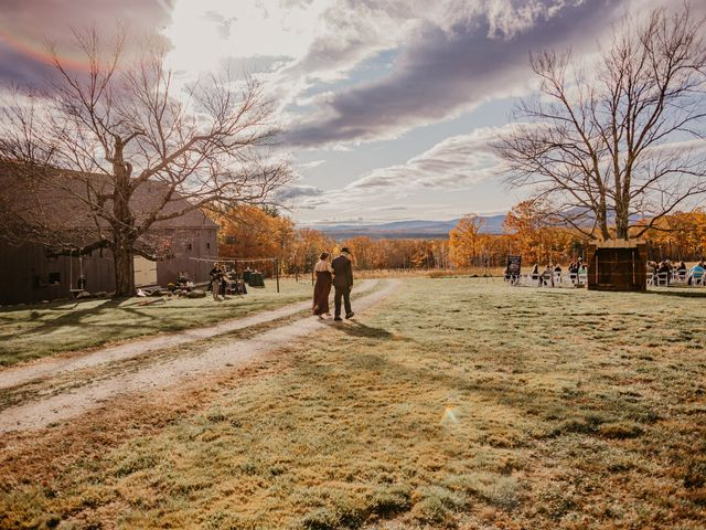 Zach and Johnna's Wedding in Tamworth, New Hampshire 38