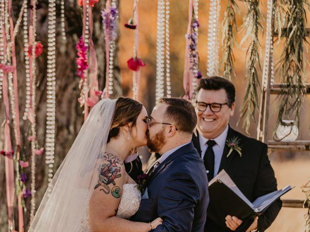 Zach and Johnna's Wedding in Tamworth, New Hampshire 40