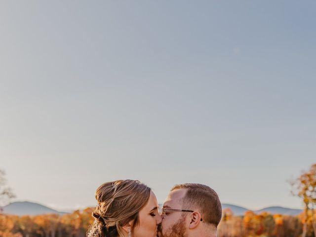 Zach and Johnna's Wedding in Tamworth, New Hampshire 46