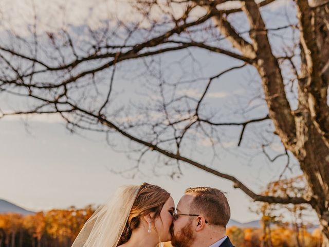 Zach and Johnna's Wedding in Tamworth, New Hampshire 48