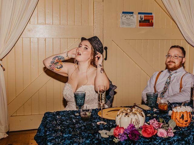 Zach and Johnna's Wedding in Tamworth, New Hampshire 60