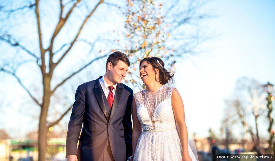 Joe and Ciara's Wedding in Addison, Texas