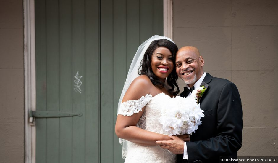 Jeffery and Shamika's Wedding in New Orleans, Louisiana