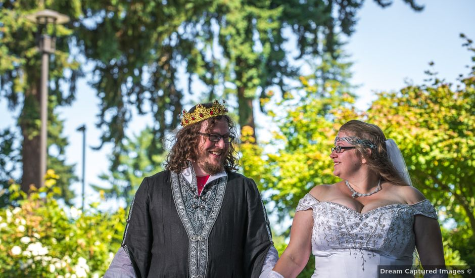 Michael and Katie's Wedding in Vancouver, Washington