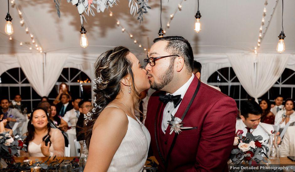 Denise and Ranier's Wedding in Oswego, Illinois