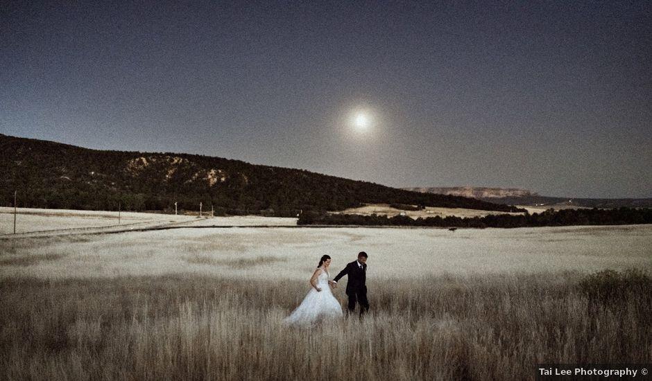 Chad and Ashley's Wedding in Saint George, Utah