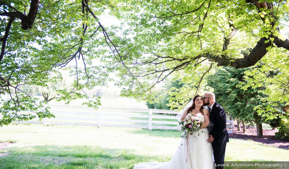 Kelsey and Andy's Wedding in Queenstown, Maryland