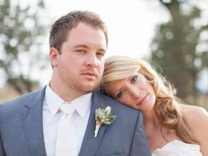The wedding of Josh and Maren