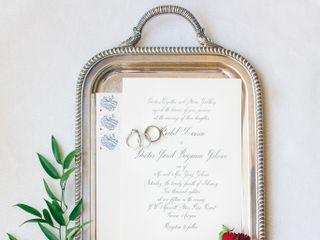 The wedding of Jared and Rachel 1