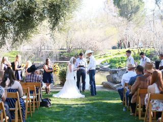 The wedding of Hailey and Evan 1