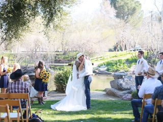 The wedding of Hailey and Evan 2