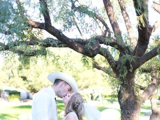 The wedding of Hailey and Evan 3