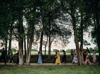 The wedding of Cori and Bert 2