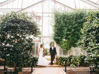 The wedding of Briana and Thomas
