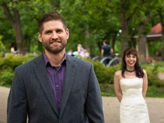 The wedding of Melanie and Adam 3