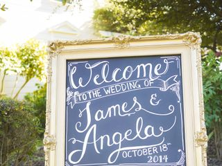 Angela and James's Wedding in Mountain View, California 7