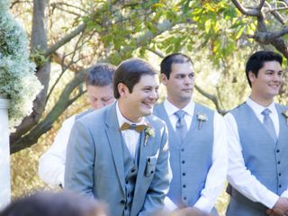 Angela and James's Wedding in Mountain View, California 9