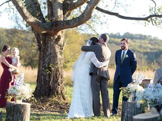 Kristen and Graham's Wedding in Franklin, Tennessee 6