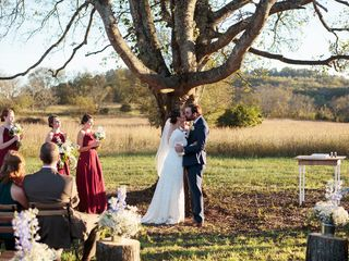 Kristen and Graham's Wedding in Franklin, Tennessee 7