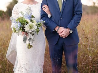 Kristen and Graham's Wedding in Franklin, Tennessee 9