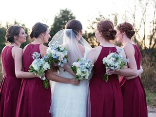 Kristen and Graham's Wedding in Franklin, Tennessee 11