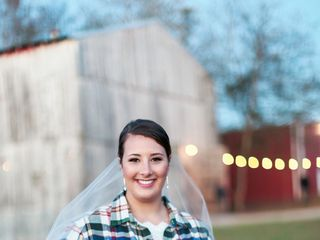 Kristen and Graham's Wedding in Franklin, Tennessee 13