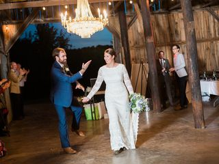 Kristen and Graham's Wedding in Franklin, Tennessee 16