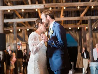Kristen and Graham's Wedding in Franklin, Tennessee 17