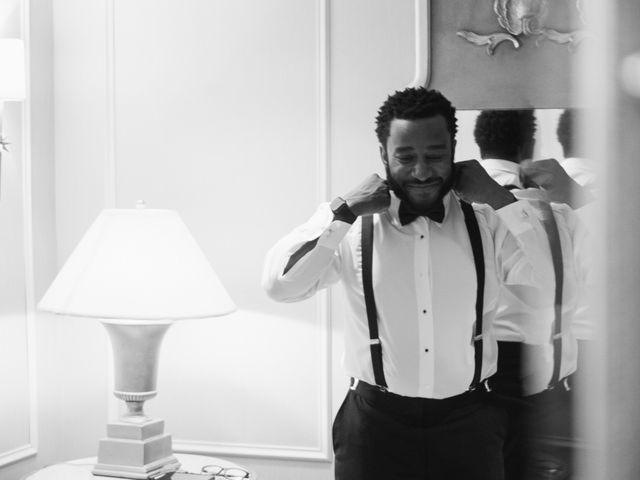 Josiah and Jenelle's Wedding in New Rochelle, New York 1