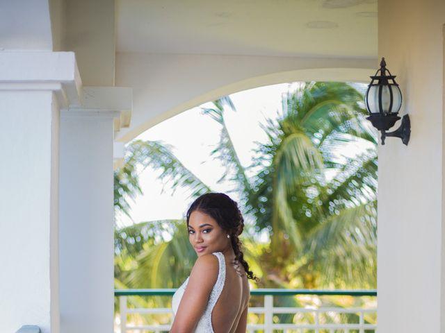 Cheyanne and Mishka's Wedding in Montego Bay, Jamaica 8