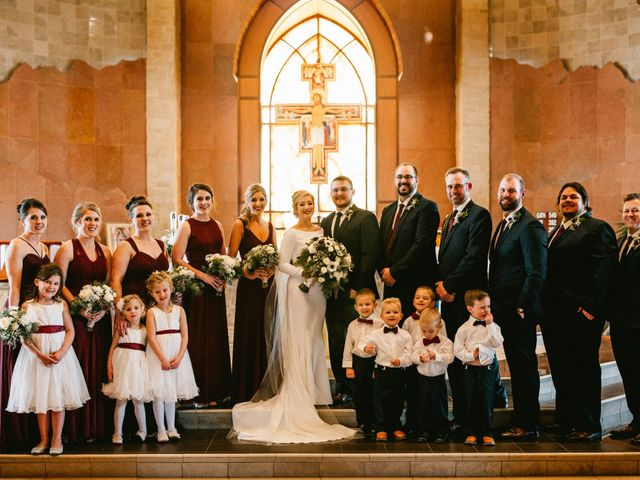 Kevin and Ariel's Wedding in Castle Rock, Colorado 39