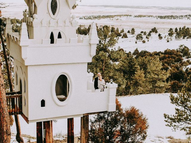 Kevin and Ariel's Wedding in Castle Rock, Colorado 44