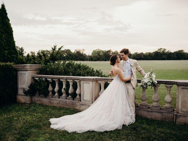 The wedding of Cori and Bert