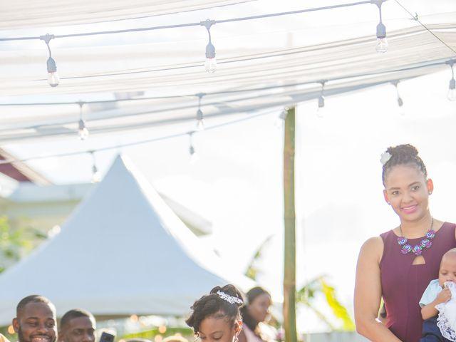 Cheyanne and Mishka's Wedding in Montego Bay, Jamaica 10