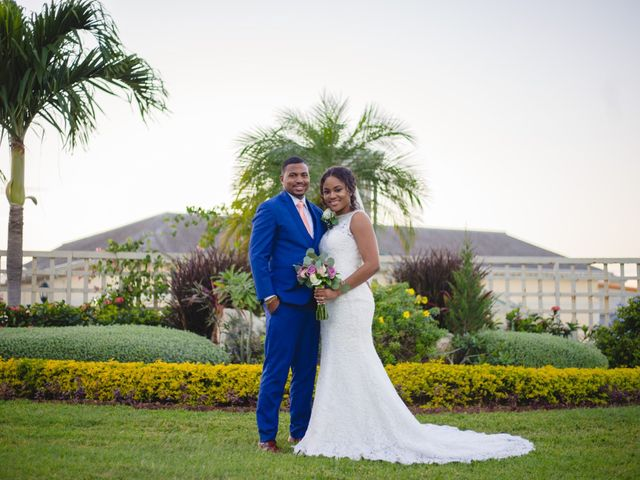 The wedding of Mishka and Cheyanne
